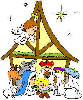 Away in a manger, no crib for a bed